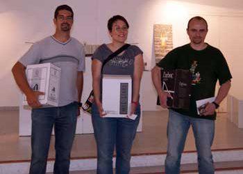 Tres premis al concurs Vigralla